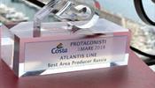 «Атлантис Лайн» – вновь Чемпион Морей