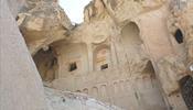 Тайны пещерных храмов раскрывает Каппадокия