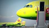 S7 Airlines начала летать из «Пулково» за границу