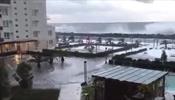 В Сочи затопило первые этажи отелей