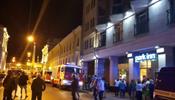 Гостям Park Inn by Radisson пришлось ночью выходить на улицу