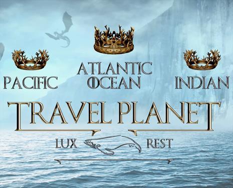 «Три океана» - популярная сцена для звезд туризма