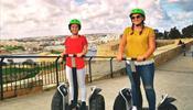 Веселое приключение – по Мальте на сигвеях