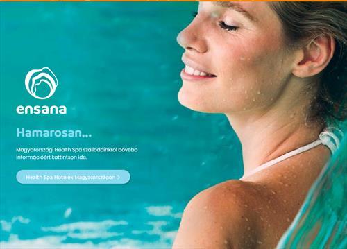 Danubius создал новый бренд для своих спа-отелей