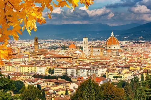 Акция «Осень распродаж» - бронируйте экскурсионные туры в Италию выгодно