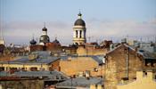 Экскурсии по крышам Петербурга начинают делать легально