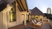 Притягательные виллы представляет Jumeirah Beach Hotel