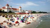 Морской отдых – в немецком исполнении