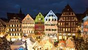 В Тюбингене шоколад - угощение, средство для массажа, материал для художников