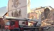 В Италии – новое землетрясение
