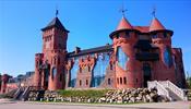 Калининград – праздничный, гастрономический. И море
