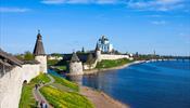 Псковская область потеряла почти половину туристов