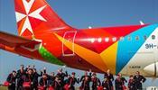 Air Malta возвращается в С-Петербург