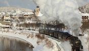 В Баден-Вюртемберге начинает курсировать старинный поезд