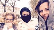 С продвижением С-Петербурга доехала до Иркутска