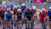 Giro покидает Сицилию