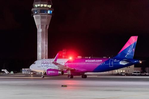 Wizz Air планирует с сентября летать из «Пулково» в 5 городов Европы
