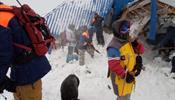 На Домбае вызвали сход лавины - погиб президент горнолыжной федерации «Домбай»