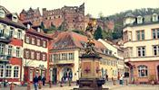 Гейдельберг – для поклонников европейской романтики