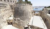 Бастион Сент-Джеймс – одно из интересных мест Мальты