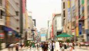Тряхнуло Токио
