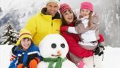 Идеальные семейные каникулы на горнолыжных курортах Австрии