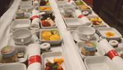 «Россия» представила новое меню бортового питания