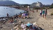 В Судаке туристов обвиняют в застарелых городских проблемах