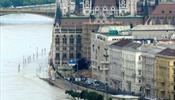 Дунай захватывает Будапешт