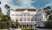 Отель Raffles в Сингапуре снова открылся