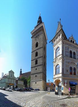 Золотая печать в Чешских Будейовицах