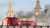 Джеки Чан напугал Лондон