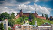 «Сапсан» из С-Петербурга в Нижний Новгород