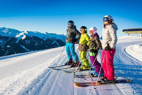 Новый горнолыжный сезон – Австрия с «Иридой»