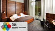 Стратегическое партнерство AccorHotels и сети бутик-отелей 25hours Hotels