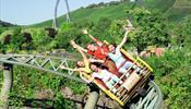 Первый тематический парк Германии Tripsdrill – по-прежнему один из лучших