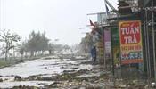 Предупреждение о циклоне во Вьетнаме