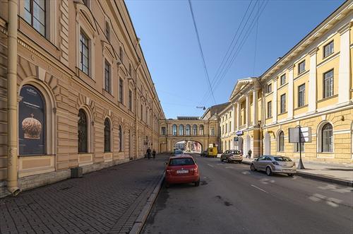 Смольный и «Почта России» будут тестировать безопасный  фуд-корт