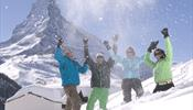 Швейцария – щедрая зима по полной программе